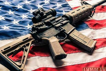 Modern-Sporting-Rifle-AR15-Patriotic-Flag