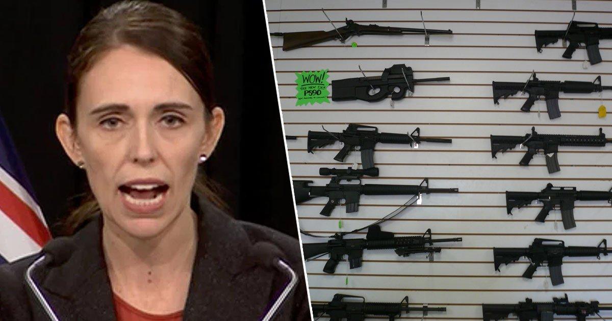 Nz Gun Laws Image: Vast Non-Compliance From Gun